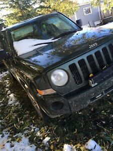 Jeep Patriot reduced needs to go