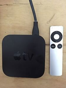 Apple TV (3rd Gen) Abbotsford Yarra Area Preview