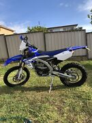 Yamaha Wr450f Albion Park Shellharbour Area Preview