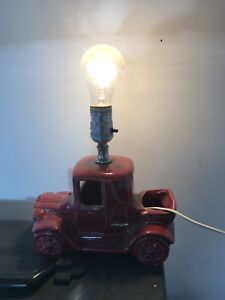 Lampe antique hotrod