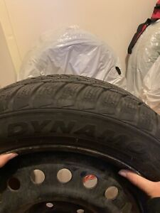 Winter Tires and Rims Civic