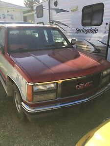 1991 GMC 2500 Longbox