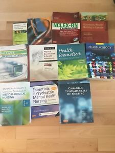 Nursing books for sale