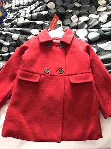 Toddler coat- size 18-24 months NWT