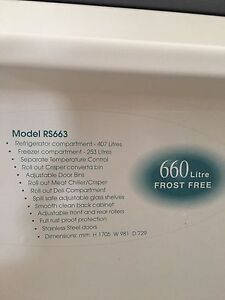 660litre refrigerator for sale only 180$! Belmont Belmont Area Preview