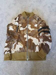 Other UK Camo Bomber Jacket Prospect Prospect Area Preview