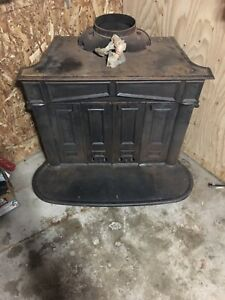 Franklin Wood Stove