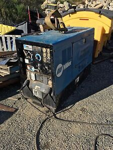 Miller Big Blue 502 Diesel Welder