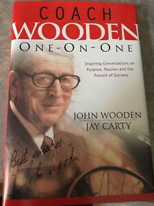Coach John wooden one on one
