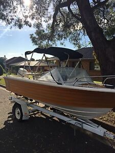 Compass Craft Boat Warabrook Newcastle Area Preview