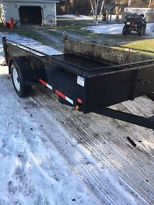 Trade Only:  Looking to trade for large utility trailer