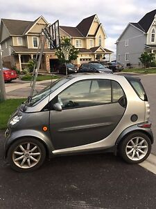 2006 smart car for two. Cdi passion