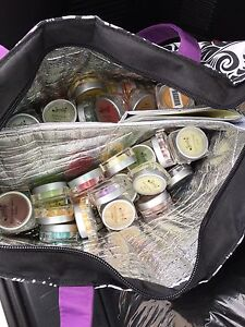 Scentsy wax Testers and Insulated Bag x2