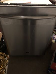 Maytag Dishwasher stainless steel requires repair