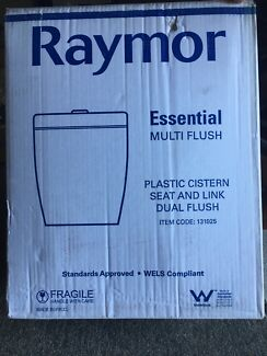 New Raymor Essential Plastic Cistern