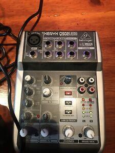 Console de mixage à BAS PRIX