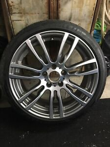 Roues (mag) BMW 19 pouces 5x120