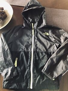 Boys northface spring coat size 6