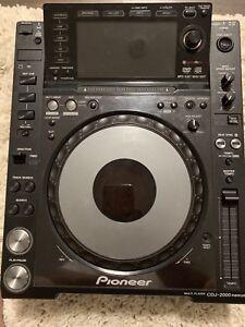 Selling Pioneer CDJ-2000 Nexus
