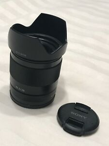 Sony 28mm F2 - Mint Condition