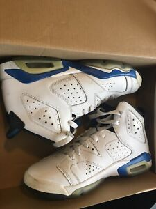 premium selection 36d48 6ea26 Jordan 6 Sport Blue | Kijiji in Toronto (GTA). - Buy, Sell ...