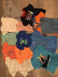 18-24 month boys clothing lot