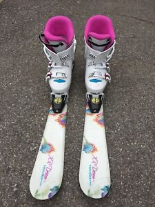 Skis, binding & boots / skis, fixations &bottes - kids/enfants