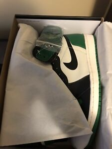 370f01c79 Air Jordan 1 - Pine green size 9.5 ds