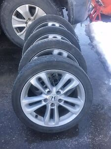 Alloy Rims Honda Civic