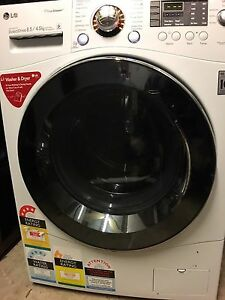 LG 8.5/4.5 washer dryer kg inverter 1400rpm washing machine Beecroft Hornsby Area Preview