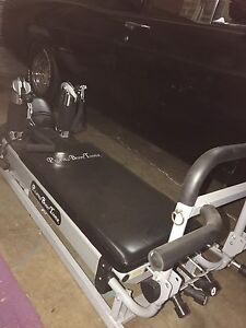 Pilates body toner machine Wattle Grove Liverpool Area Preview