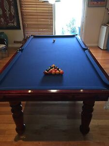 Pool table Echuca Campaspe Area Preview