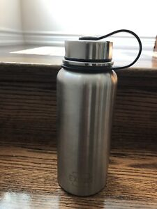 EXQUIS Insulated Stainless Steel Water Bottle Thermos