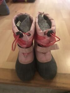 Size 12 Colombia Winter Boots
