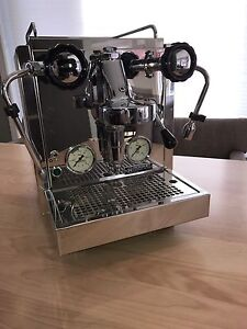 Giotto Rocket R58 Dual Boiler Espresso Machine -Coffee Machine