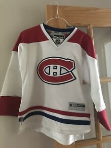 Habs jersey size S