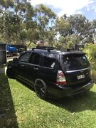 SUBARU FORRESTER 2006 XT LUXURY Hornsby Heights Hornsby Area Preview