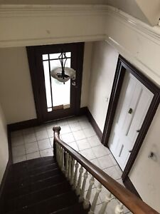 DOWNTOWN 3 BED APARTMENT! 2nd FLOOR! BEING RENOVATED