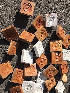 Corner Trim, Posts, Wooden Corner Moulding, Frame Parts