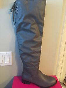 Brand New Cozy boots Size 8