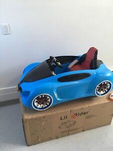 Voiture sport 12 Volt électrique - Ride on Car