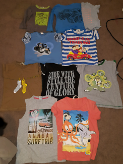 Boys clothing 3 up to 5