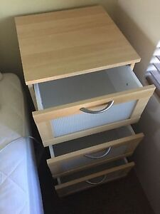 Bedside table Wanneroo Wanneroo Area Preview