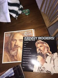 2 Kenny Rogers Albums