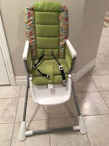 Evenflo baby feeding high chair