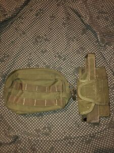 Tactical MOLLE accessories