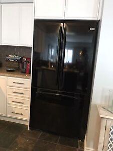 French Door Counter Depth Fridge / Bottom Freezer Refrigerator