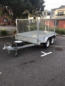 Trailer - 8x5' FOR HIRE Elwood Port Phillip Preview