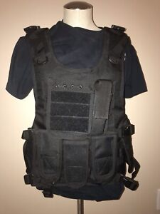 Tactical Vest with assorted attachments NEW
