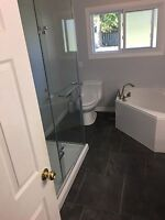 Bathroom renovations at affordable pricing